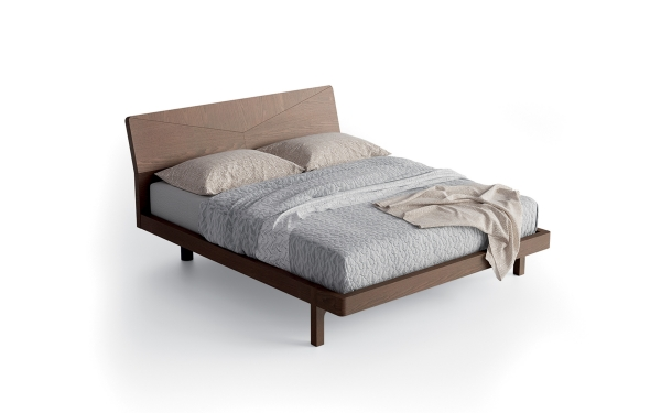 Eurosmart APOLLO Wood Bed