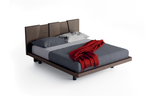 Eurosmart CLIFF wood bed