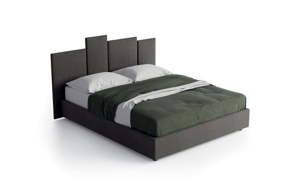 Eurosmart PUZZLE Upholstered bed