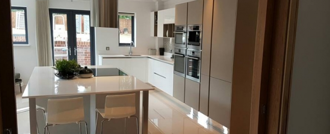 Eurosmart kitchens projects